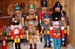 Speyer, Rhine - Nutcracker from the Erzgebirge mountains in the Christmas Market