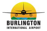 Burlington Airport Logo