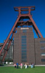 Essen Coliery Winding Tower