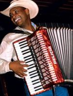 Louisiana Accordion player Geno Delafos