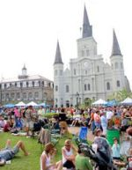 Louisiana - New Orleans French Quarter Festival