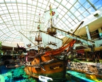 West Edmonton Mall - Santa Maria